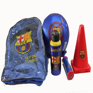Set de Futbol. FC BARCELONA