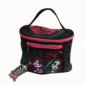 Bolsa de aseo de las Monster High