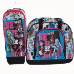 Bolsa de deporte y zapatillero Monster High