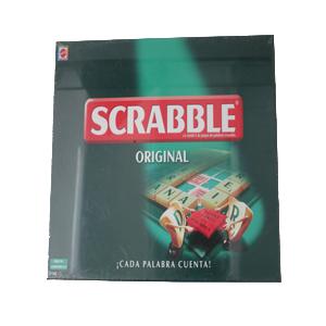 SCRABBLE, el juego de las palabras cruzadas
