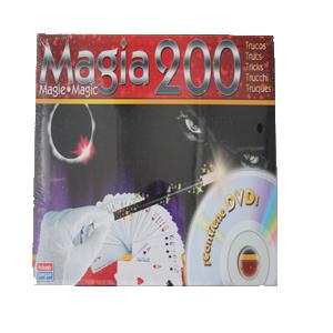 200 Trucos de Magia - Juego de mesa
