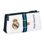 Neceser Real Madrid 2 cremalleras