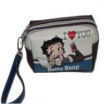 Bolsito monedero Betty Boop con correa