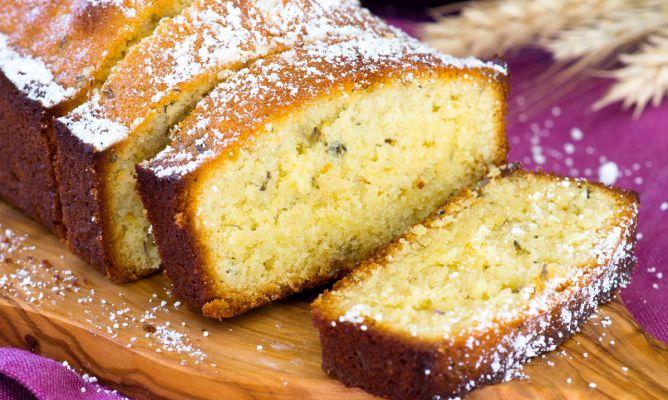 Yogurt Loaf Cake