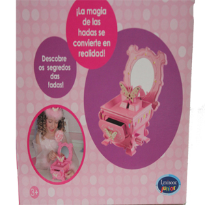Aparador con musica de Barbie 2