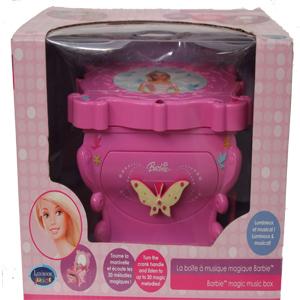 Aparador con musica de Barbie