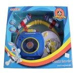 Cassette karaoke-grabador de Looney Tunes