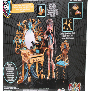 Monster High - Tocador de Cleo