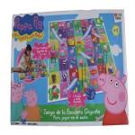 Peppa Pig - Escalera gigante jugar en el suelo