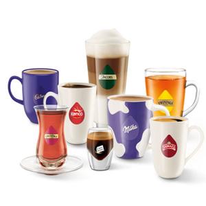 Variedad de cafes cafetera TASSIMO