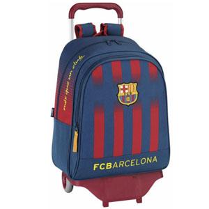 Mochila Fc Barcelona 2014 con ruedas