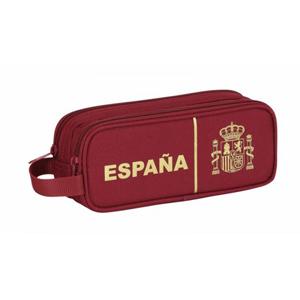 ESPAÑA - Estuche portatodo doble