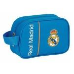 REAL MADRID - Neceser azul con escudo