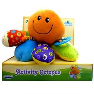 Activity Octopus - Pulpo de Actividades