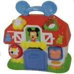 Granja de Mickey Mouse FORMAS Y COLORES