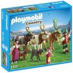 Playmobil Country pastores alpinos