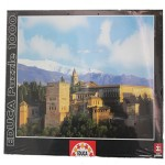 Puzzle 1000 piezas - Alhambra (Granada)