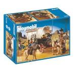 playmobil Oeste - Caravana con bandidos