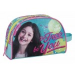 Soy Luna - Neceser 28x18x10 Be Free